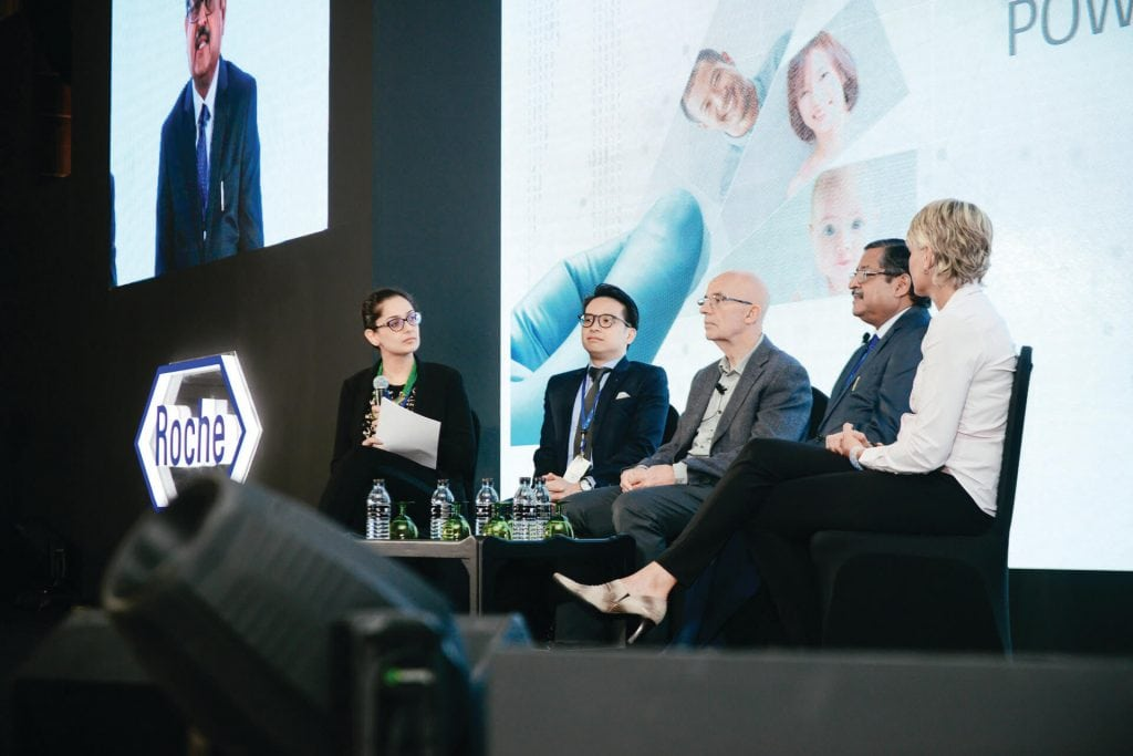 Experts discuss digital technology in healthcare