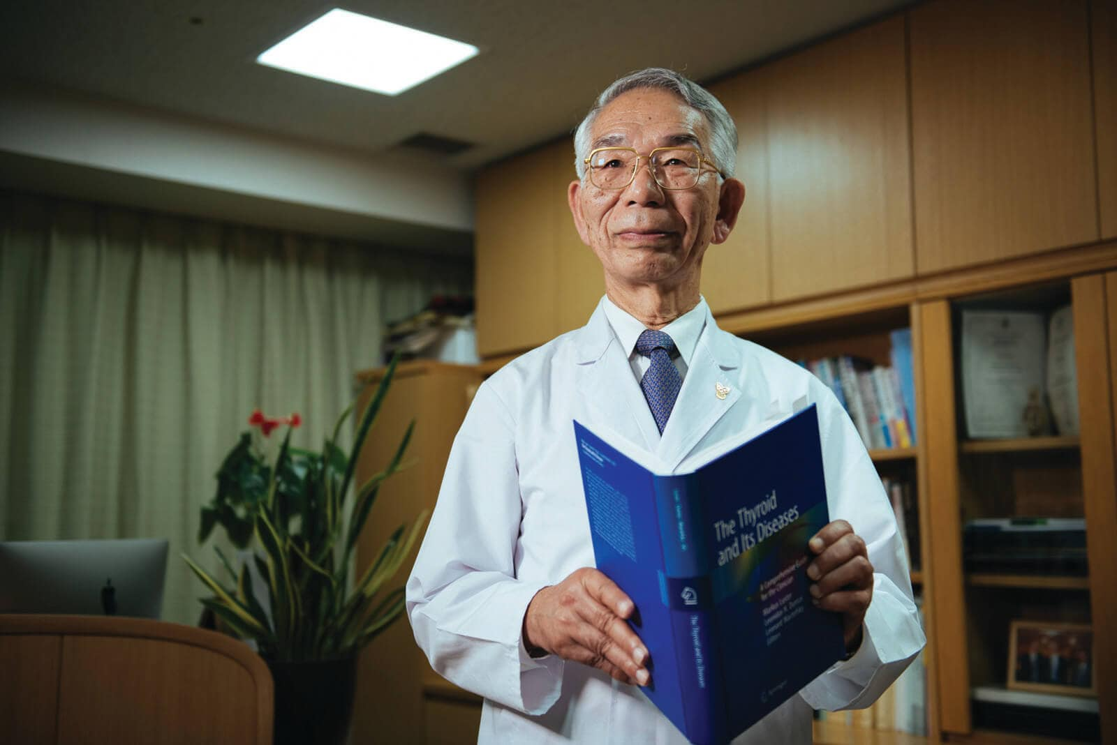 Dr Akira Miyauchi, a leading figure in endocrine surgery, tells Roche Diagram healthcare magazine why active survelliance almost always results in better patient outcomes.